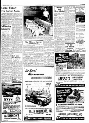 The Courier News from Blytheville, Arkansas on June 4, 1954 · Page 9