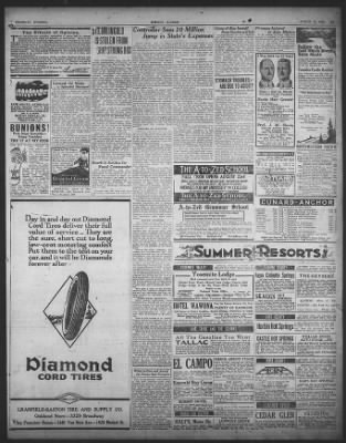 Oakland Tribune from Oakland, California on August 19, 1920 · Page 15