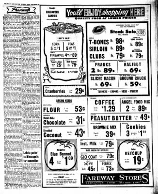 Kossuth County Advance from Algona, Iowa on October 20, 1966 · Page 5
