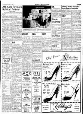 The Courier News from Blytheville, Arkansas on September 24, 1953 · Page 5