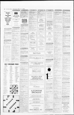 york daily record from york pennsylvania on february 11 1976 page 30 Real Estate Resume Template the largest online newspaper archive