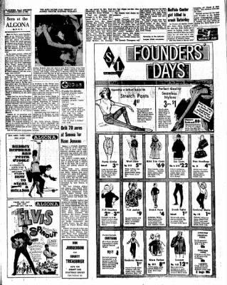 Kossuth County Advance from Algona, Iowa on November 3, 1966 · Page 20