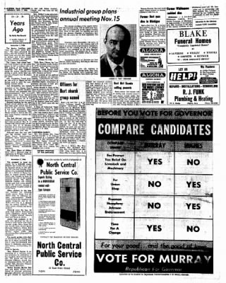 Kossuth County Advance from Algona, Iowa on November 7, 1966 · Page 4