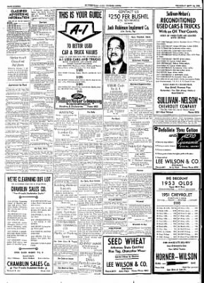 The Courier News from Blytheville, Arkansas on September 24, 1953 · Page 16