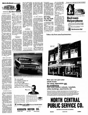 The Algona Upper Des Moines from Algona, Iowa on May 19, 1966 · Page 17