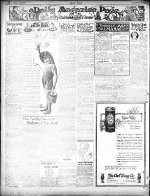 Oakland Tribune from Oakland, California on September 12
