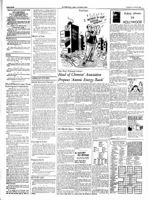 The Courier News from Blytheville, Arkansas on June 8, 1954 · Page 4