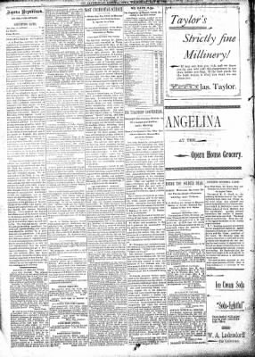 The Algona Republican from Algona, Iowa on May 22, 1895 · Page 4