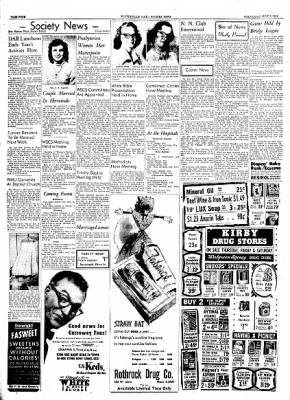 The Courier News from Blytheville, Arkansas on June 9, 1954 · Page 4