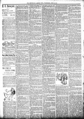 The Algona Republican from Algona, Iowa on June 12, 1895 · Page 6