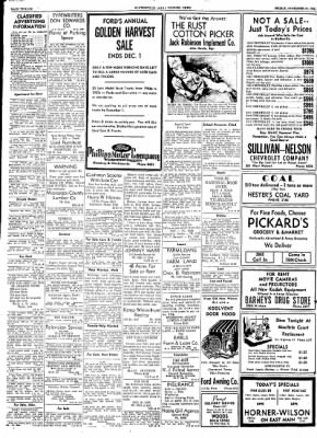 The Courier News from Blytheville, Arkansas on November 20, 1953 · Page 4