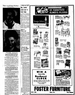 Kossuth County Advance from Algona, Iowa on December 8, 1966 · Page 4