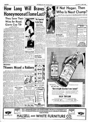 The Courier News from Blytheville, Arkansas on June 9, 1954 · Page 10