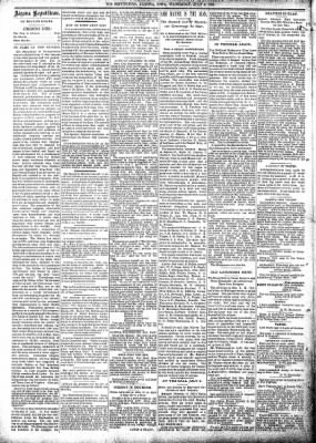 The Algona Republican from Algona, Iowa on July 3, 1895 · Page 4
