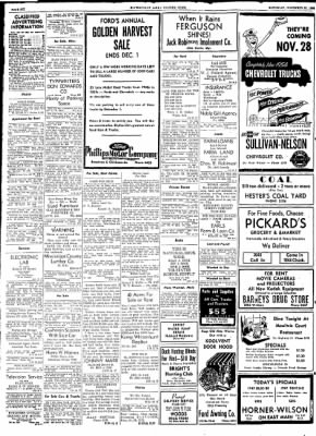 The Courier News from Blytheville, Arkansas on November 21, 1953 · Page 2