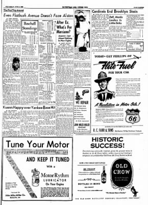 The Courier News from Blytheville, Arkansas on June 9, 1954 · Page 11