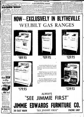 The Courier News from Blytheville, Arkansas on November 23, 1953 · Page 1