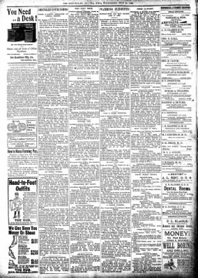 The Algona Republican from Algona, Iowa on July 10, 1895 · Page 2