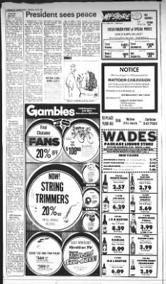 Journal Gazette from Mattoon, Illinois on July 29, 1982 · Page 2