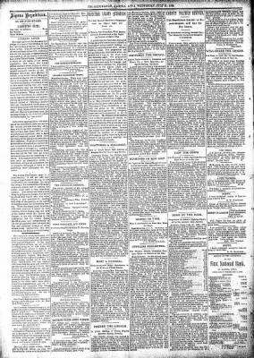 The Algona Republican from Algona, Iowa on July 31, 1895 · Page 4
