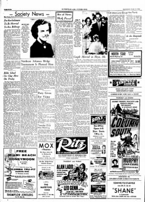 The Courier News from Blytheville, Arkansas on June 10, 1954 · Page 4