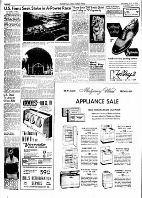 The Courier News from Blytheville, Arkansas on June 10, 1954 · Page 6