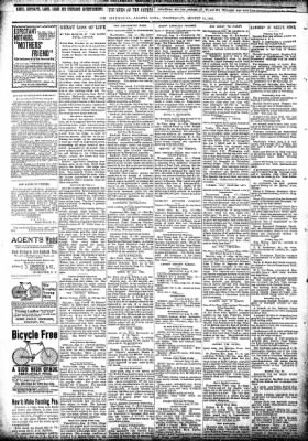 The Algona Republican from Algona, Iowa on August 21, 1895 · Page 2