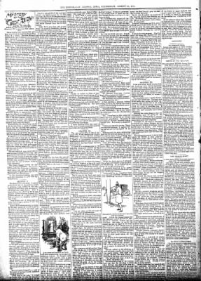 The Algona Republican from Algona, Iowa on August 21, 1895 · Page 6