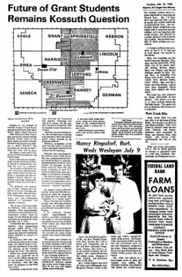 The Algona Upper Des Moines from Algona, Iowa on July 19, 1966 · Page 14