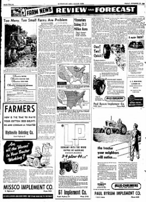 The Courier News from Blytheville, Arkansas on November 27, 1953 · Page 3