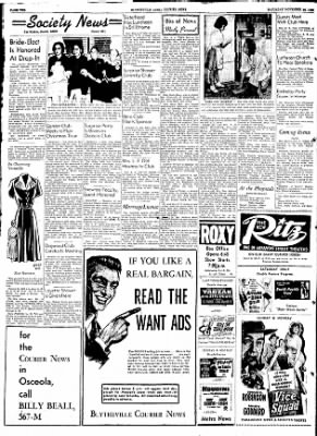 The Courier News from Blytheville, Arkansas on November 28, 1953 · Page 1