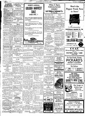 The Courier News from Blytheville, Arkansas on November 28, 1953 · Page 2