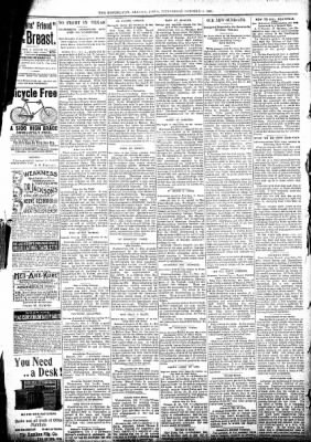 The Algona Republican from Algona, Iowa on October 9, 1895 · Page 2