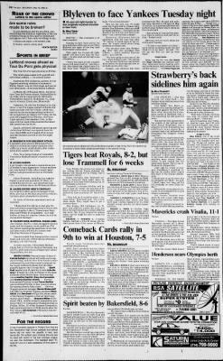 The San Bernardino County Sun from San Bernardino, California on May 16, 1992 · Page 22