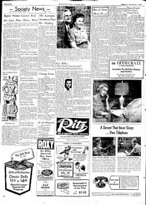 The Courier News from Blytheville, Arkansas on December 1, 1953 · Page 1