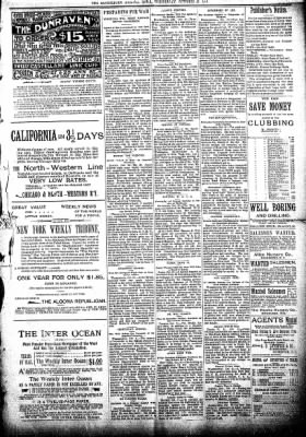 The Algona Republican from Algona, Iowa on October 23, 1895 · Page 3