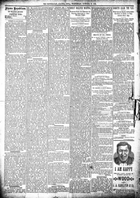 The Algona Republican from Algona, Iowa on October 30, 1895 · Page 4