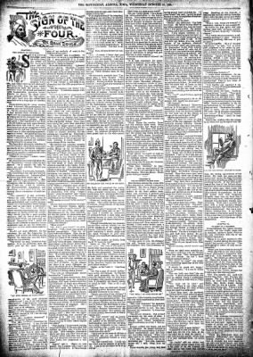 The Algona Republican from Algona, Iowa on October 30, 1895 · Page 6