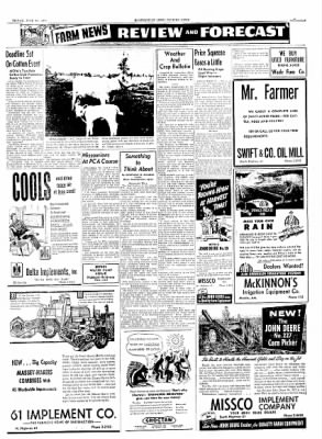 The Courier News from Blytheville, Arkansas on June 11, 1954 · Page 7