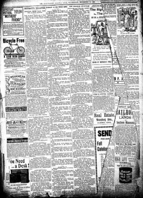 The Algona Republican from Algona, Iowa on November 13, 1895 · Page 2