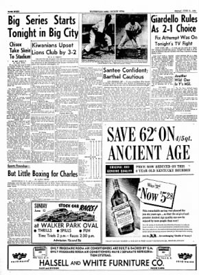 The Courier News from Blytheville, Arkansas on June 11, 1954 · Page 8