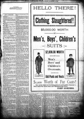 The Algona Republican from Algona, Iowa on November 13, 1895 · Page 5