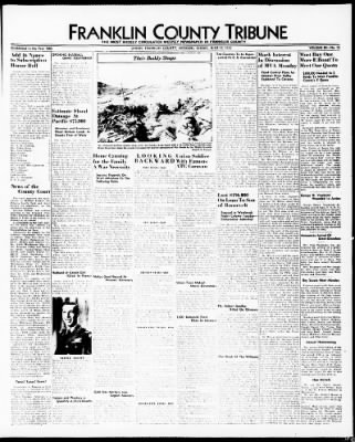 Franklin County Tribune From Union Missouri On June 15 1945 Page 1