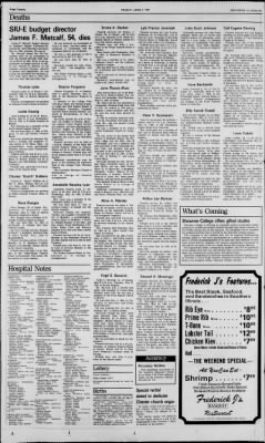 Southern Illinoisan from Carbondale, Illinois on June 1, 1984 · Page 20