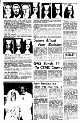 The Algona Upper Des Moines from Algona, Iowa on August 23, 1966 · Page 19