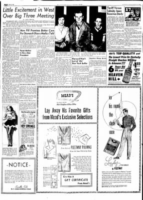 The Courier News from Blytheville, Arkansas on December 4, 1953 · Page 3