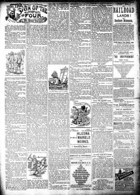 The Algona Republican from Algona, Iowa on December 25, 1895 · Page 6