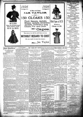 The Algona Republican from Algona, Iowa on January 1, 1896 · Page 4