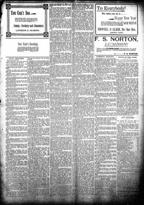 The Algona Republican from Algona, Iowa on January 1, 1896 · Page 5