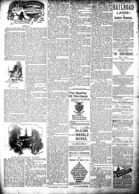 The Algona Republican from Algona, Iowa on January 1, 1896 · Page 6
